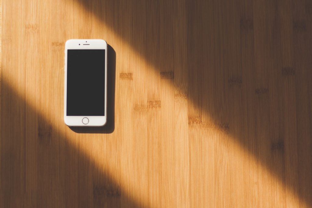 productivity tip - cell phone do not disturb mode - mission marketing today